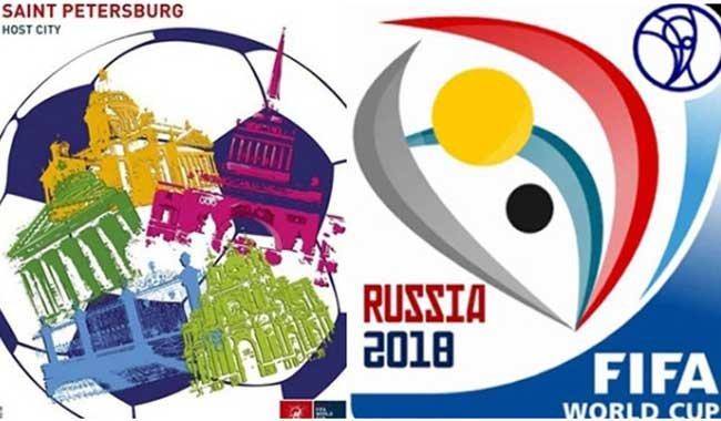 El mundial de Rusia 2018 se jugará entre junio y julio en doce sedes.