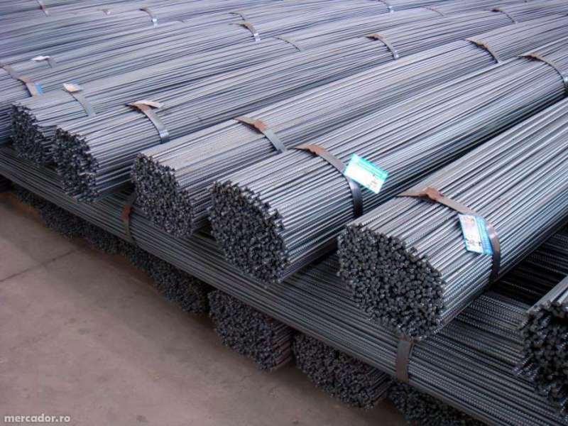 Las barras de acero nacionales para la construcción se despacharon principalmente hacia Bolivia y Estados Unidos.