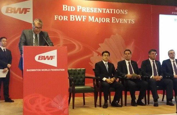 La BWF oficializó al Perú como sede del Mundial Juvenil de Bádminton.