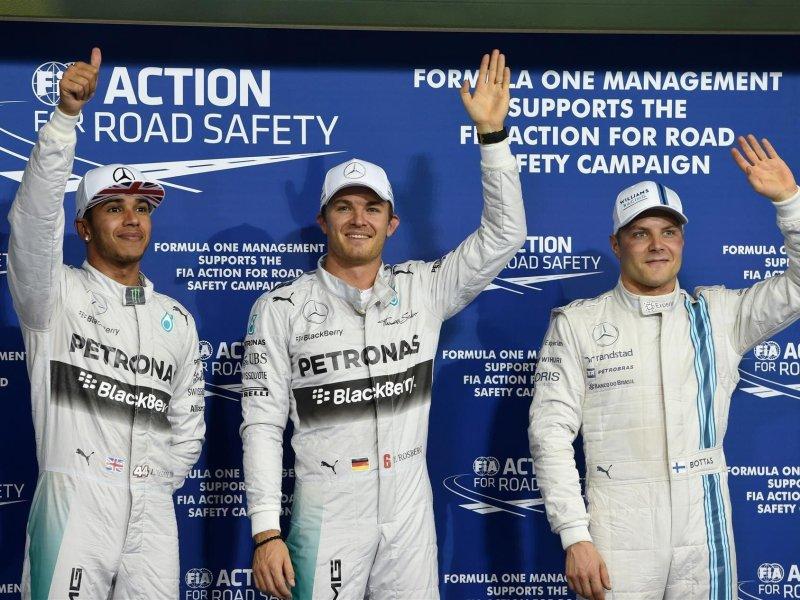 Mañana domingo, Hamilton y Rosberg definirán el campeonato 2014 de Fórmula 1.