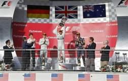 Lewis Hamilton cerca de su segundo título mundial de la F1.