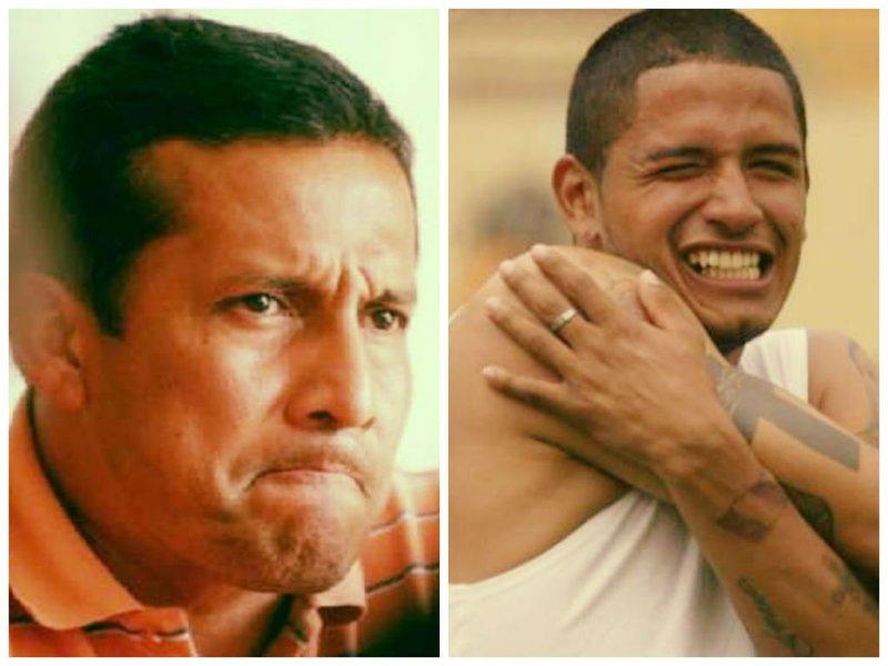 Foto La República y Andina / Humala compara a Reimond Manco con James Rodríguez