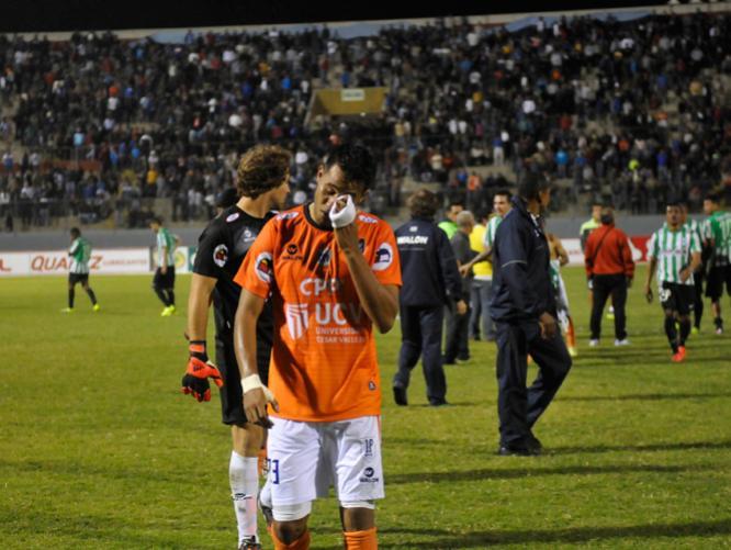 Vallejo tendrá que pensar en el torneo local tras despedirse de la Sudamericana.