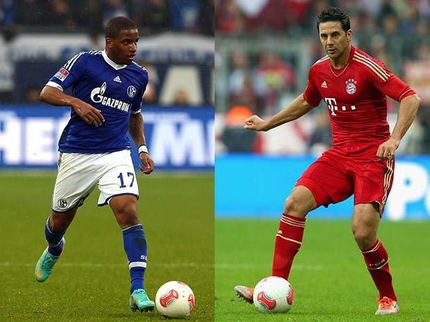 Los clubes de Farfán y Pizarro ya conocen a sus rivales de octavos de final de la Champions League.