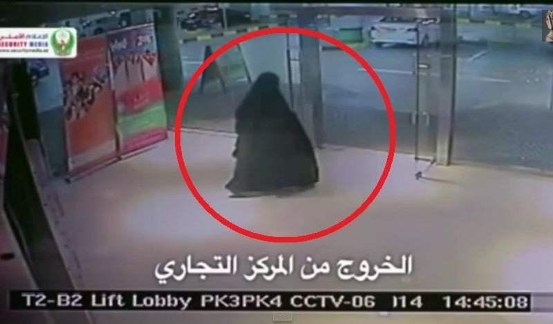 [VIDEO] Impactante: Usaba una burka y ataca a maestra en Abu Dhabi