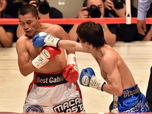 El japonés Taguchi fue muy superior a Rossel en Tokio.