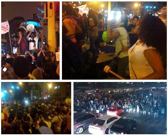 Contra la Ley Pulpín: Miles de jóvenes marcharon por tercera vez por régimen laboral