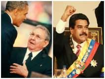EE.UU. y Cuba terminan enemistad de cinco décadas y Venezuela critica