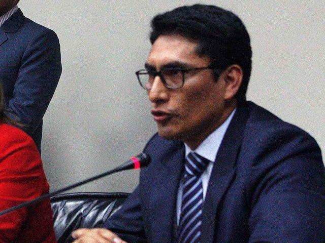 Nuevo procurador anticorrupción es Joel Segura Alania