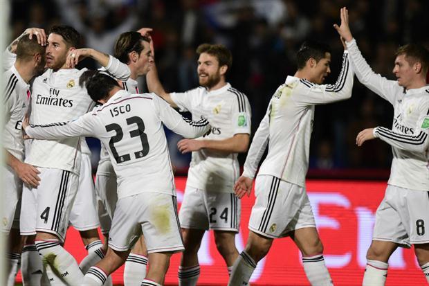 "Real Madrid clasificó a la final del Mundial de Clubes ""divirtiéndose""."