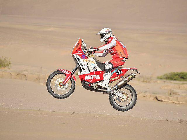 Felipe Ríos volverá al Rally Dakar tras la ausencia en la edición del año pasado.