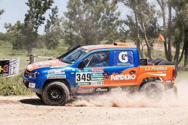 Los Ferrand sacan la cara por el Perú en el Rally Dakar.