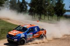 Los Ferrand podrían consolidarse como los mejores peruanos en el Dakar.