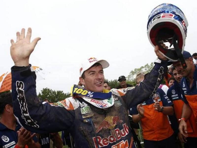Marc Coma  ganó otro Dakar más.
