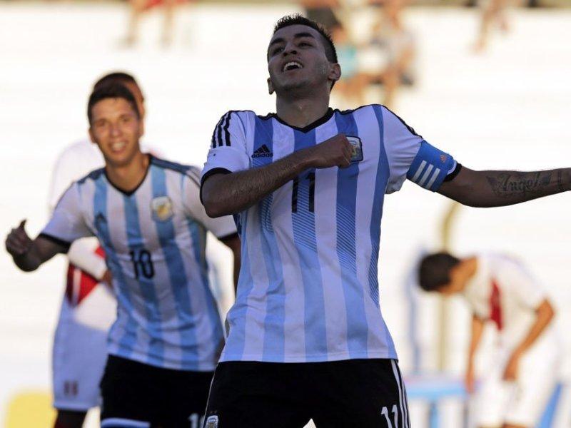 Argentina humilló a Perú.