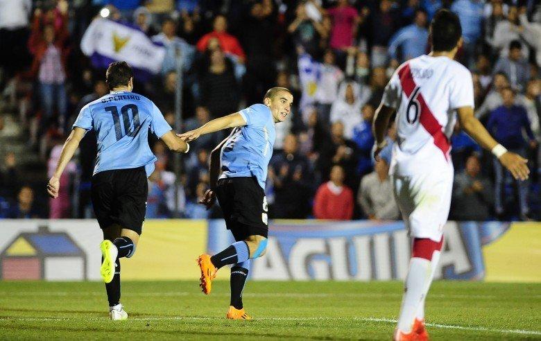Uruguay fue superior a Perú y ganó merecidamente. Y sin discusión.