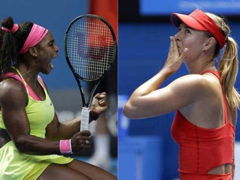 Williams y Sharapova irán por el título de Australia.