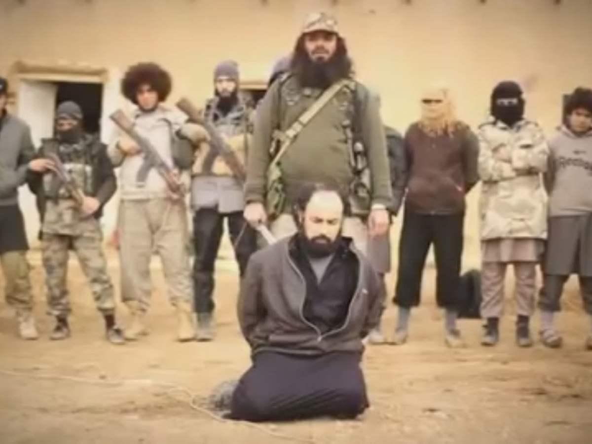 Brutalidad: Estado Islámico decapita a otro espía según video [FOTOS]
