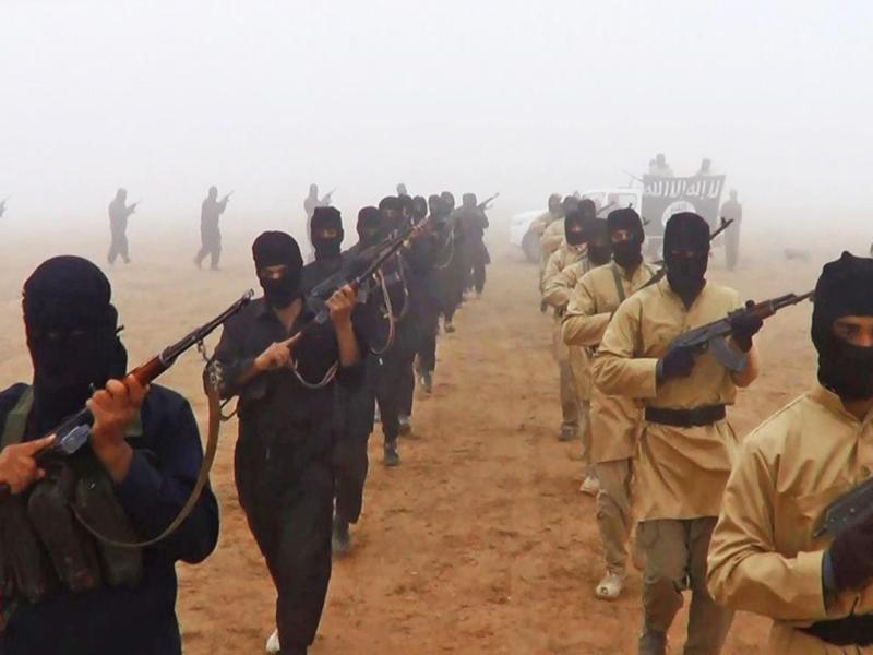 Brutal: Estado Islámico quemó vivas a 45 personas en Irak