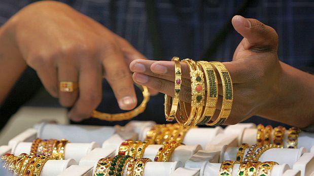 La partida nacional que incluye a joyas finas de oro fue la más exportada en el 2014 dentro del subsector joyerías.