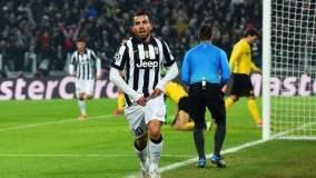 Juventus celebró pero la serie ante Borussia Dortmund está abierta.