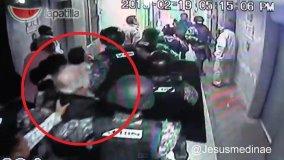 [VIDEO] Chavistas se llevan preso a opositor venezolano Antonio Ledezma