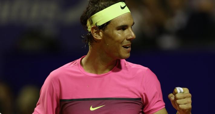 Nadal aprobó su primer examen en Buenos Aires, un torneo que otorga al campeón 250 puntos.
