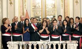 Hoja de vida de los nuevos ministros del gabinete Ana Jara
