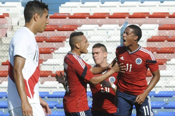 Perú es hasta el momento la peor selección de esta última parte del Sudamericano Sub 20.