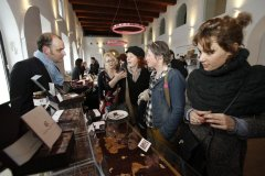 Empresa nacional exportadora de chocolate representó al Perú con éxito durante Festival en Amsterdam.