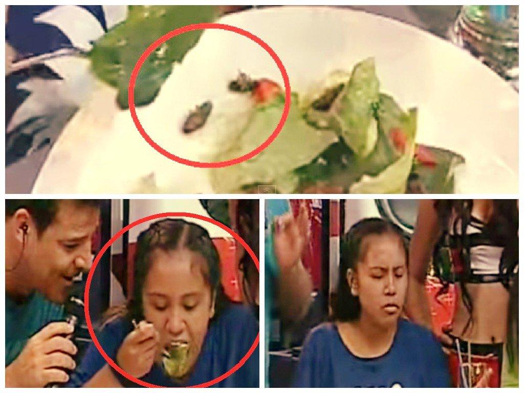 Ana Jara: Es 'inaceptable' que escolares coman cucarachas en TV