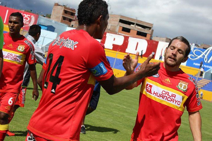 Los huancaínos han ganado hasta el momento todos sus partidos de la Copa Inca.
