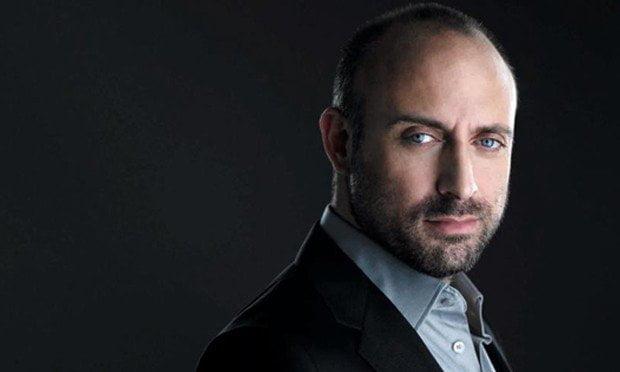 """Es protagonista de las """"Mil y una Noches"""" y su nombre real es Sait Ergenç"""