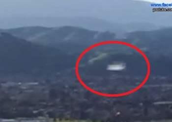 YouTube: Drone graba a supuesto OVNI y genera polémica