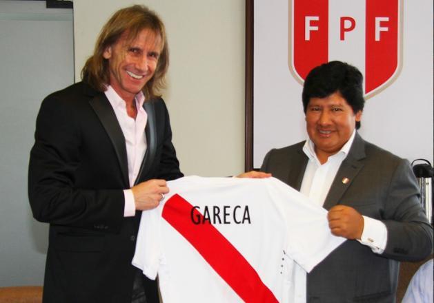 Ricardo Gareca dirigirá por primera vez en su carrera una selección nacional de fútbol.