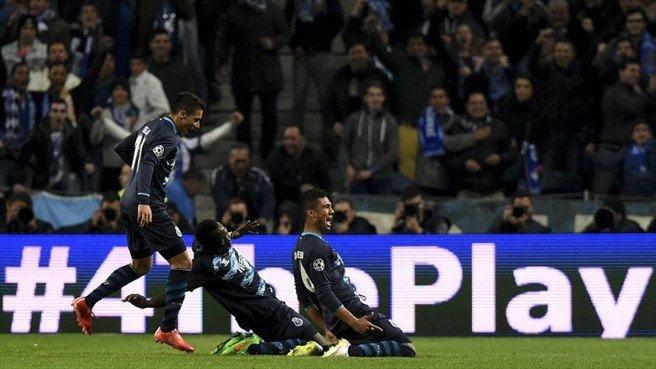 Porto clasificó sin problemas a la siguiente ronda de la Champions.