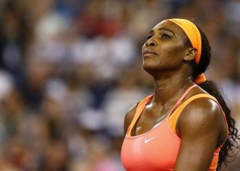 Serena Williams se despidió de Indian Wells por lesión.