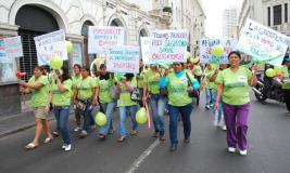 """Piden que """"Día de las Trabajadoras del Hogar"""" sea no laborable"""