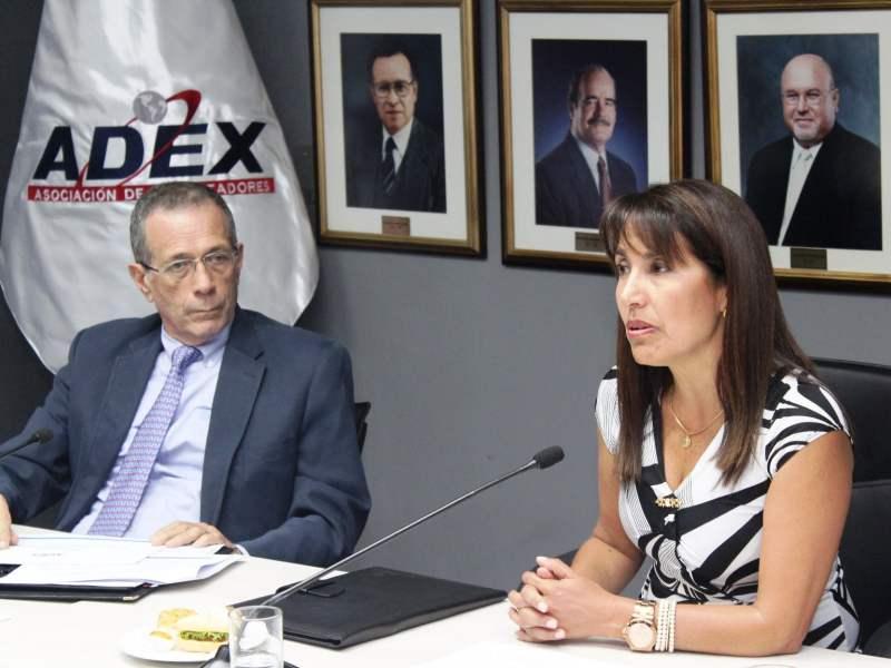 El Mincetur destacó la predisposición de ADEX de trabajar de manera conjunta en la implementación y ejecución del PENX 2025.