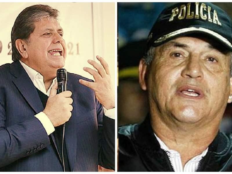 """Daniel Urresti: """"Alan García tiene buenos amigos en el PJ y MP"""""""