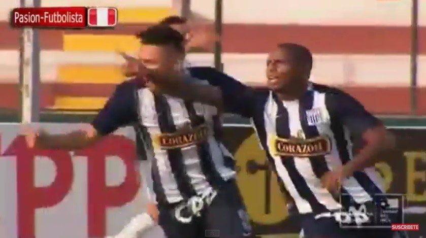 Alianza Lima en la final de la Copa Inca [VIDEO]