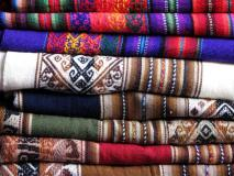 La calidad  de la artesanía peruana de alpaca fue exhibida durante participación de empresas peruanas en feria china.