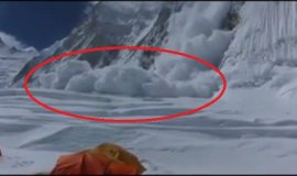 Avalancha en el Everest