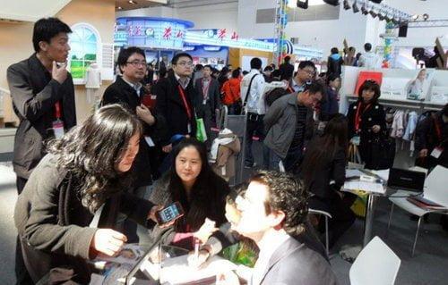 Exportadora de confecciones visitaron las ciudades chinas de Beijing y Shanghai.