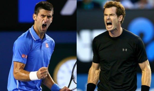 Djokovic y Murray buscarán el título en Miami.
