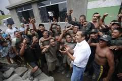 """Ollanta Humala : """"No vamos a claudicar ante espionaje de Chile"""""""