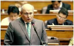Pedro Cateriano pide la confianza del Congreso el 27 de abril