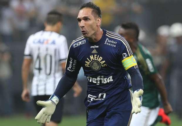 El meta Prass propició con sus dos atajadas la eliminación del Corinthians del Campeonato Paulista.