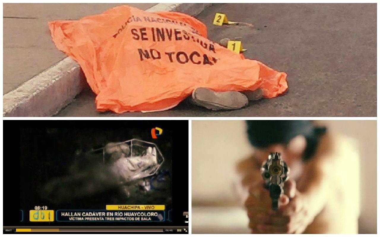 Violencia: Sicarios asesinan a dos personas en el Callao y SJL
