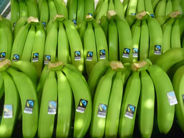 El banano orgánico peruano tiene posibilidades de llegar al mercado japonés.